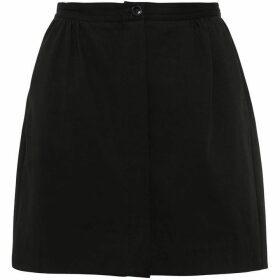 French Connection Colrane Cotton Mini Skirt