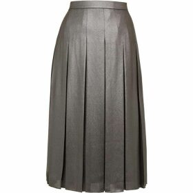 Ted Baker Laurraa Ice Palace Pleat Shimmer Midi Skirt