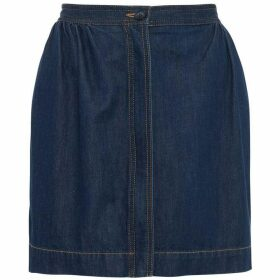 French Connection Jule Contrast Stitch Skirt
