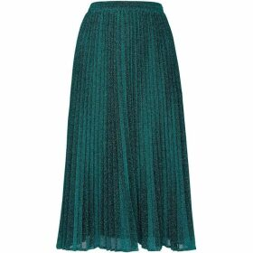 Whistles Sparkle Pleated Skirt