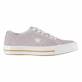 Converse One Star Wash Trainers