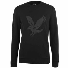 Lyle and Scott Large Eagle Sweater