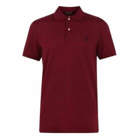 Polo Ralph Lauren Ralph Mens Short Sleeved Knitted Polo Shirt