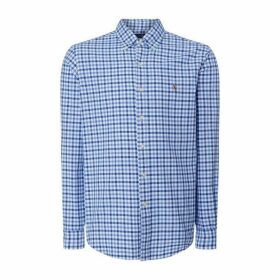Polo Ralph Lauren Polo LS 2Col Gingham Sn92