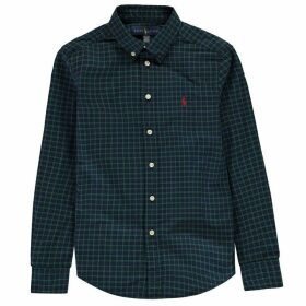 Polo Ralph Lauren Polo Small Poplin Gingham Shirt