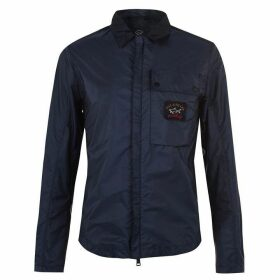 Paul And Shark Crew + Shark Overshirt Pocket