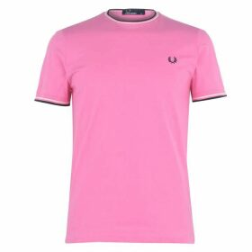 Fred Perry Twin Tipped Lightweight Cotton Jersey