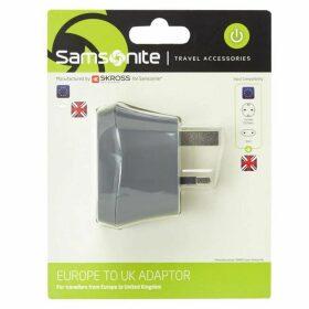 Samsonite EU-UK Adaptor