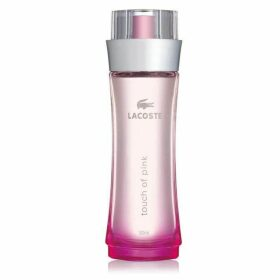 Lacoste Touch Of Pink Eau De Toilette 90ml