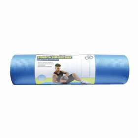 Yoga Mad Stretch fitness mat (10mm)