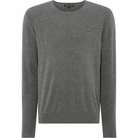 Michael Kors Cotton Crew Neck