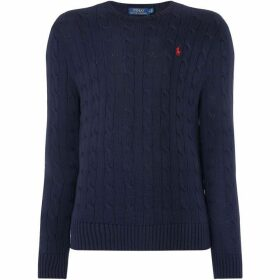 Ralph Lauren Cotton Cable Knit