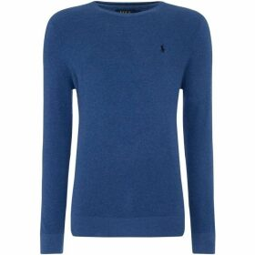 Ralph Lauren Textured Crew Neck Knit