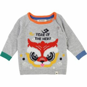 Billybandit Baby Boy Knitted Pullover
