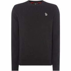 Paul Smith Zebra Crew Neck Knit