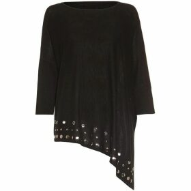 Phase Eight Bobbi Stud Hem Knit