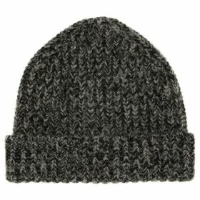 Dents Mens Marl Knitted Hat