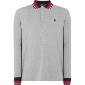 Ralph Lauren Pima Bold Topping Polo