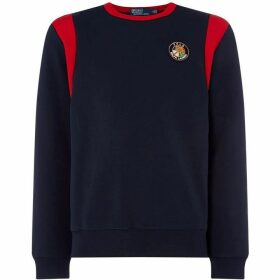 Ralph Lauren Ski Back Polo Badge