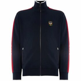 Ralph Lauren Funnel Neck Zipped Polo