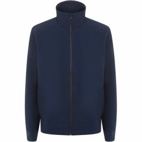 Lacoste Concealed Hood Zippered Lightweight Taffeta