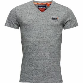 Superdry Orange Label Vintage Embroidery V-Neck Tshirt