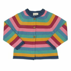 Kite Toddler Stripe Dino Cardi