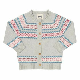 Kite Toddler Fair Isle Cardi