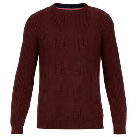 Ted Baker Laichi Textured Jumper