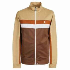 Pretty Green Contrast Panel Track Top