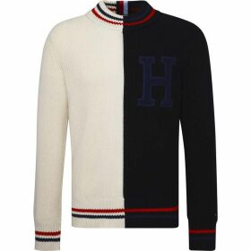 Tommy Hilfiger Relaxed Cricket Logo Sweater