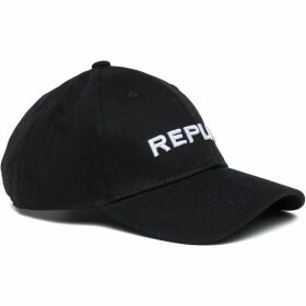 Replay Cotton Cap With Logo