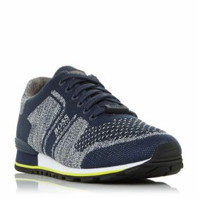 Dune Parkour Knit Running Sneakers