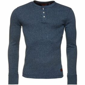 Superdry Prospector Grandad Long Sleeve Top