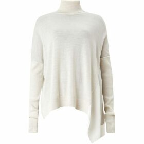 All Saints Alda Roll Neck
