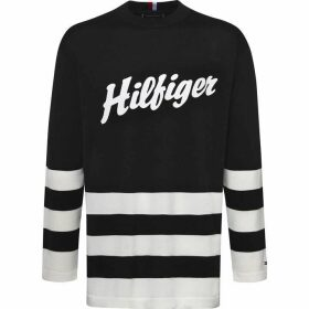 Tommy Hilfiger Oversized Hockey Jersey