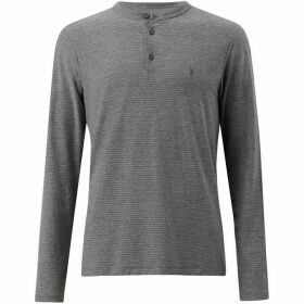 All Saints Raphael Long Sleeve Henley