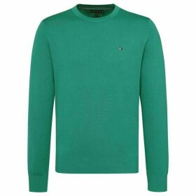 Tommy Hilfiger Cotton Silk Crew Neck