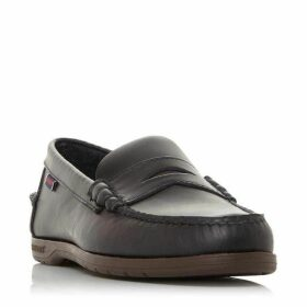 Sebago Thetford Slip On Leather Moccasins