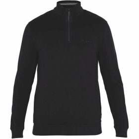 Ted Baker Jundo Long Sleeved Half Zip Top