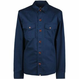 Pretty Green Military Overshirt