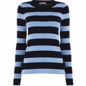 Oasis Georgie Bow Hem Knit