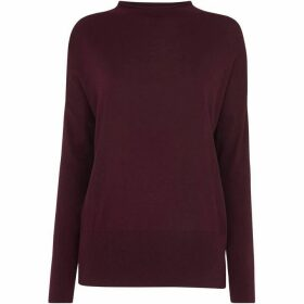 Whistles Relaxed Grown On Neck Knit