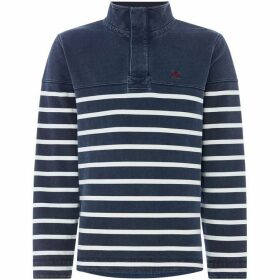 Crew Clothing Company Padstow Sweat