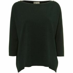 Phase Eight Nadene Zip Neck Knit