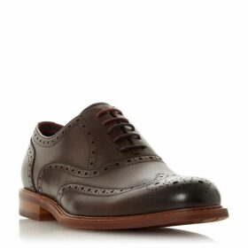 Dune Pollodium Coloured Sole Brogues
