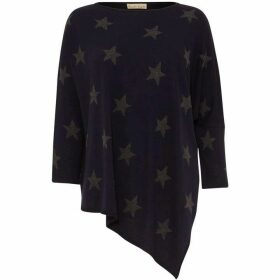 Phase Eight Melinda Star Jacquard Knit