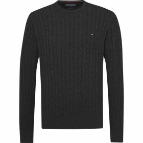 Tommy Hilfiger Classic Cable Knit Sweater