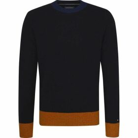 Tommy Hilfiger Colour Tipped Sweater