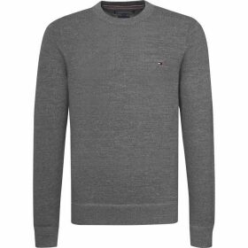 Tommy Hilfiger Long Sleeve Structured Sweater